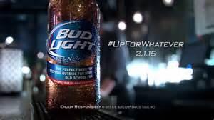 bud light s xlix commercial teaser bowl commercials