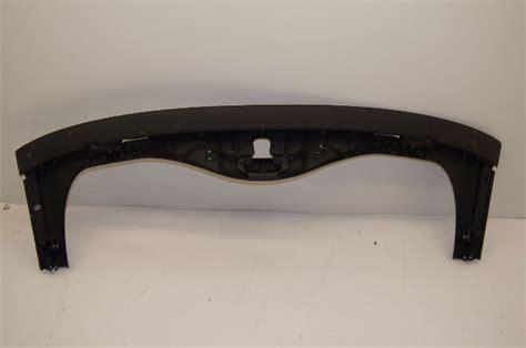 Rubber Mat Speaker 6 Ring Speaker Karet 65 Ring Speaker M 05 11 corvette c6 convertible top front bow 89023805