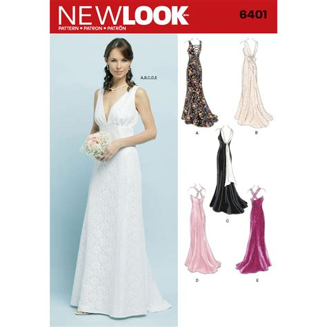 dress pattern websites pattern for misses special occasion dresses simplicity