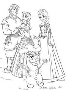 coloriage reine des neiges pour les 2 ans du dessin anim 233 frozen