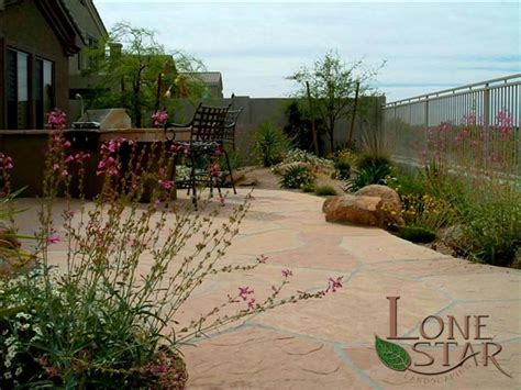 complete landscape projects and landscaping themes