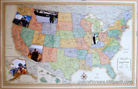 map home decor cut craft create map inspired home decor