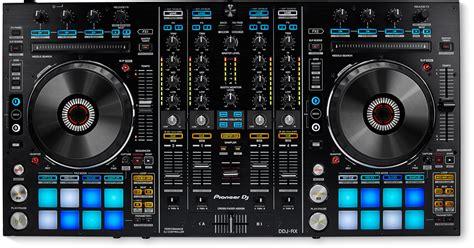 dj console pioneer ddj rx contr 244 leur 4 voies professionnel pour rekordbox dj