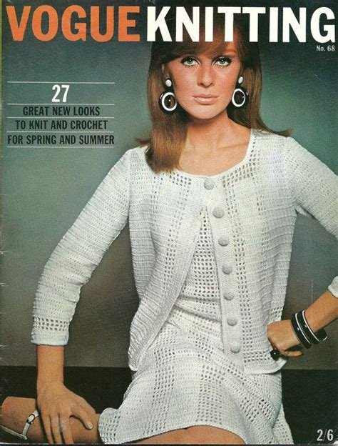 vogue knitting uk vogue knitting patterns vintage crochet and knit