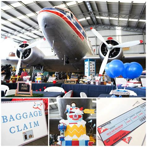 aviation themed events kara s party ideas 187 aviation airplane themed birthday