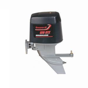 outboard boat without motor graupner gtx 820 outboard without motor model boat