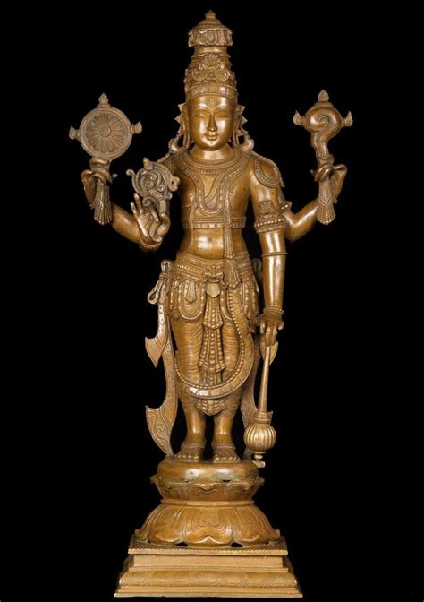 god statue 28 best vishnu the hindu god of preservation images on