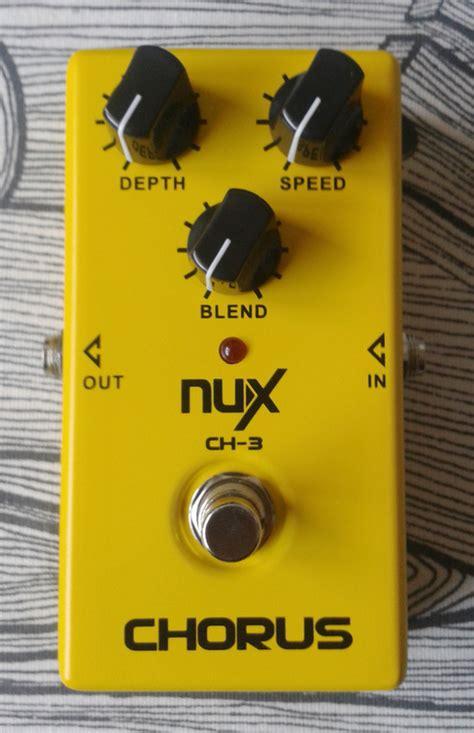 Nux Chorus Ch 3 nux ch 3 chorus killall 9 humans