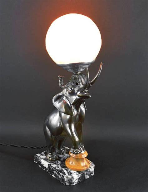 deco elephant table l or light