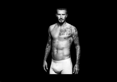 David Beckhams Armani Ad Revealed Mound by David Beckham In David Beckham Models Zimbio