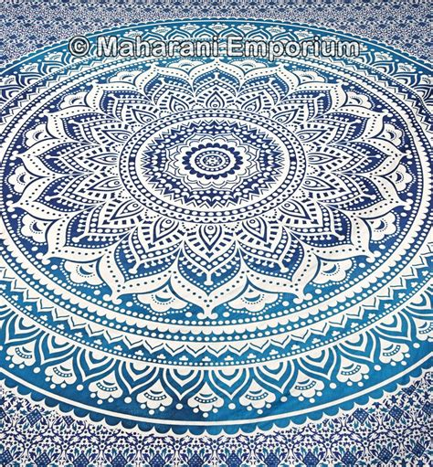 cheap wall tapestries blue tapestry hippie mandala tapestries wall decor hangings cheap price usa ebay