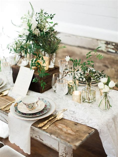 how to set a table with china best 25 vintage table settings ideas on tea