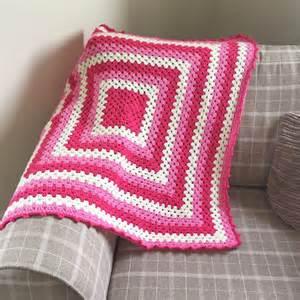 crochet square blanket hello deborah