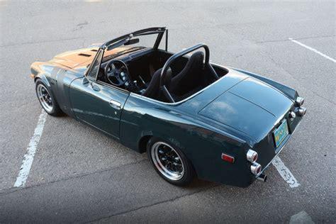 nissan roadster 1970 1970 datsun roadster 1600 restomod 2000 stroker motor for