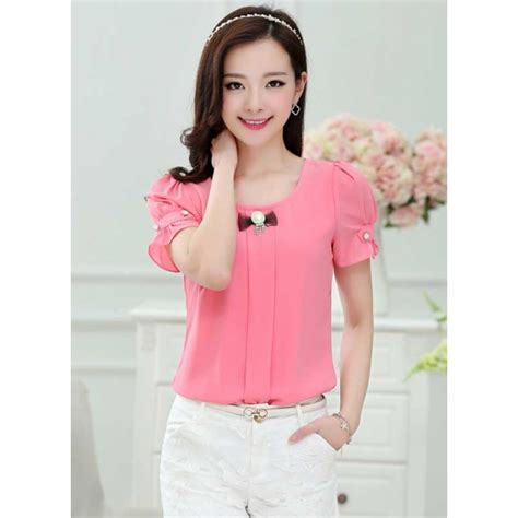 Fashions Blouse Import A30318mouse blouse import t3273 moro fashion
