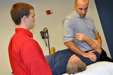 Uconn Part Time Mba Review by Doctor Of Physical Therapy Program Achieves National
