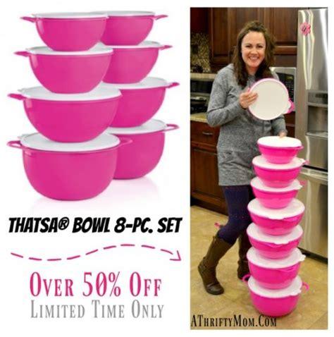 Sale Bowl Tupperware tupperware sale thatsa bowl 8 pc set