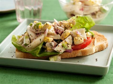 egg salad ina garten how to make egg salad recipes dinners and easy meal ideas food network