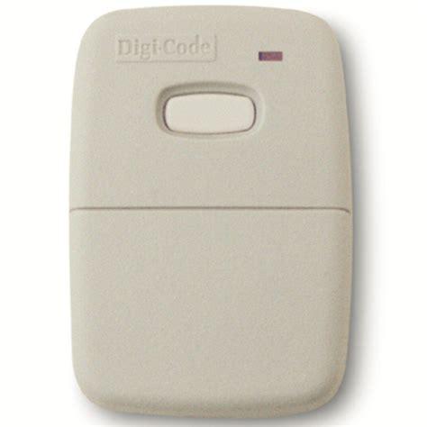 digi code 5010 remote compatible with multi code 3089 gate