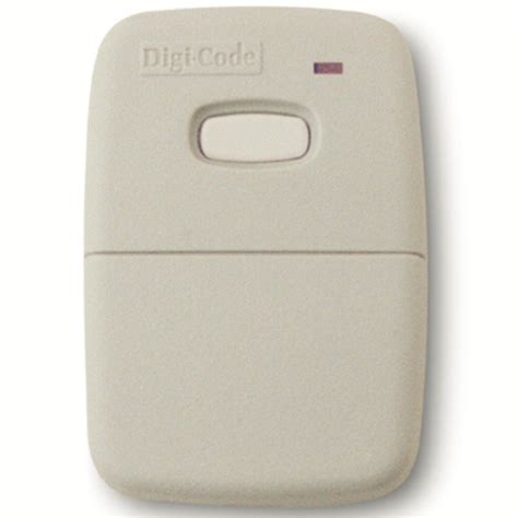 Multi Code Garage Door Remote Digi Code 5010 Remote Compatible With Multi Code 3089 Gate Or Garage Door Opener Remote Digicode