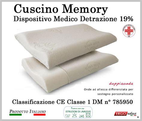 cuscini cervicale memory cuscino memory cervicale mediform presidio medico fodera