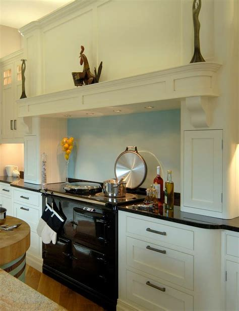 aga kitchen designs 1000 images about aga surrounds on pinterest stove