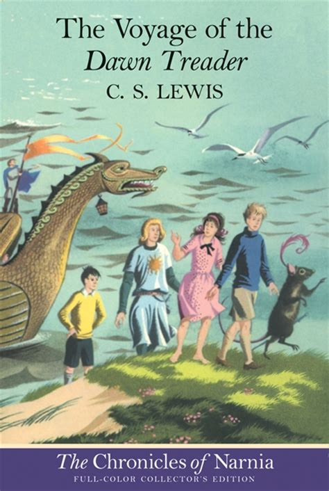 the archer narnia story chapter voyage of the treader introduction harvey s corner