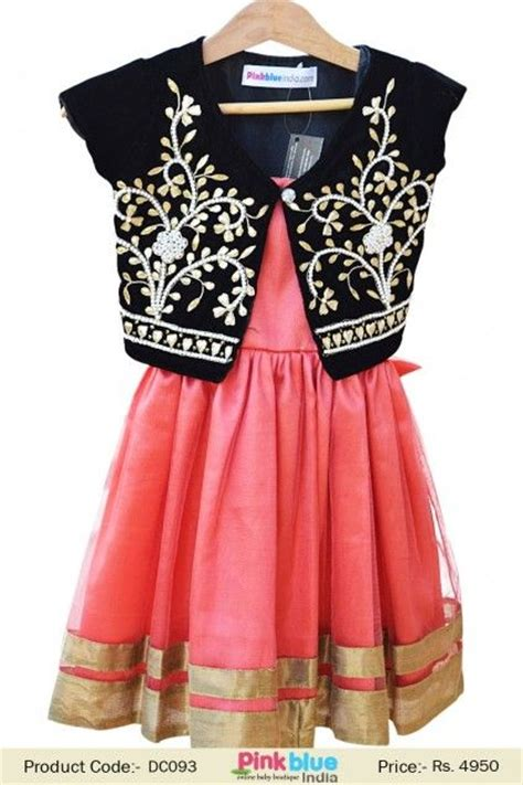 Gingersnap Tiny Dress Blazer Pink Ethnic 35 best ethnic wear images on ethnic and babies
