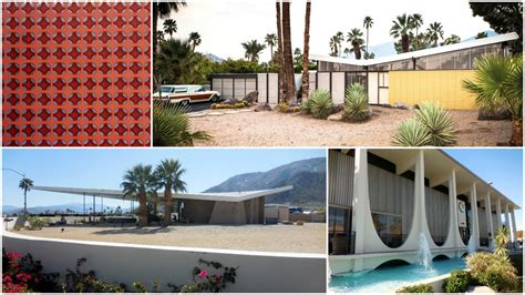 mid century modern palm springs howard interior design