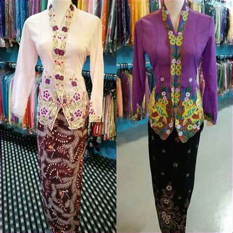 Set Kebaya Fullbordir Stelan Kebaya Uk M L Xl Murah 1 58 best kebaya images on kebaya kebayas and charades