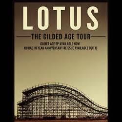 Lotus Tour Schedule The Regency Ballroom Lotus