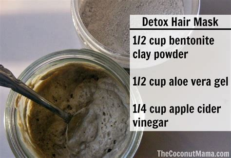 How To Detox Your Hair by How To Detox Your Hair The Coconut