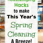 25 cleaning hacks that will make your life easier diy 25 cleaning hacks that will make your life easier