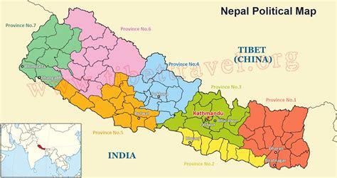 nepal on map nepal map map of nepal nepal tour map tibet vista