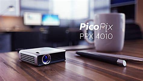 Proyektor Mini Philips philips picopix ppx 4010
