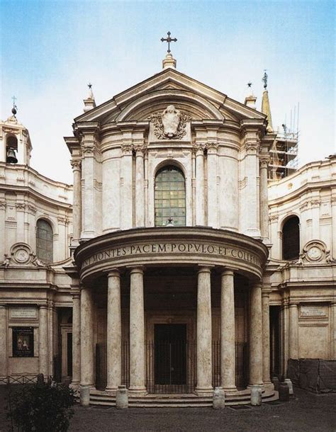 italian architects pietro da cortona santa della pace szukaj w church peace and