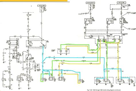 light wiring diagram yj free wiring
