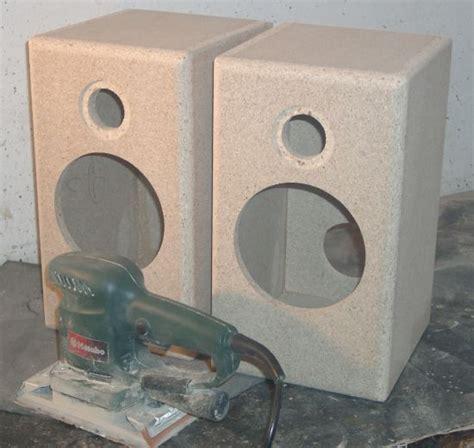 Multiplex Lackieren Lautsprecher by Lautsprecher Geh 228 Usebau In Der Praxis