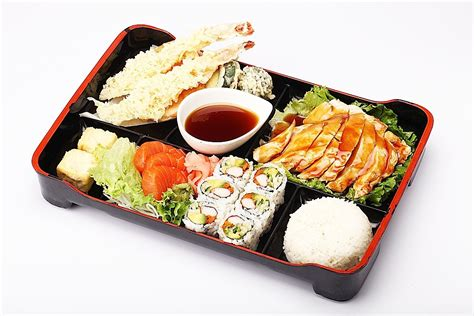 Bento Boxes by Deluxe Bento Box Take Out Markham Kiku Japanese Cuisine