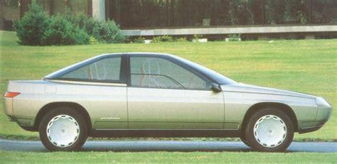 peugeot pininfarina 1985 peugeot griffe 4 pininfarina studios