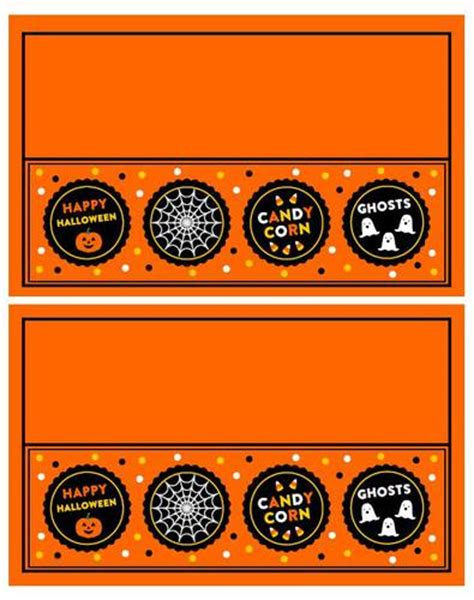 treat label template plastic bag treat topper with design free label templates ol1258