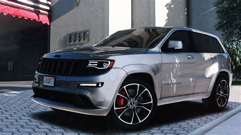 srt jeep jeep srt 8 2015 add on gta5 mods com