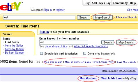 Ebay User Search | ebay on google maps for greasemonkey