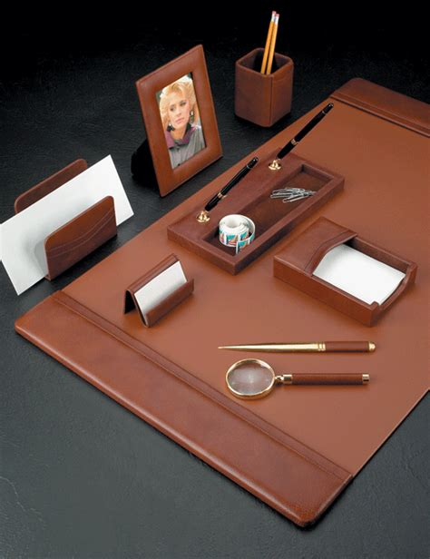 office desk pads leather leather conference sets leather conference pad set