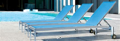 commercial chaise lounge pool modern outdoor furniture design district
