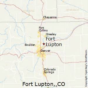 fort lupton colorado map best places to live in fort lupton colorado