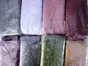 Kerudung Salur Kecil jilbab langsungan batik tata by tata collection