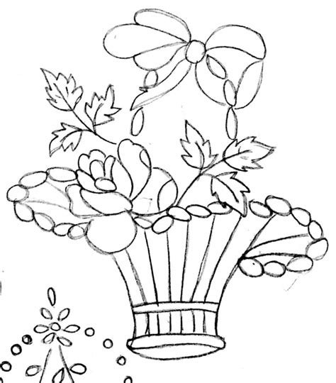 Drawing Embroidery Patterns
