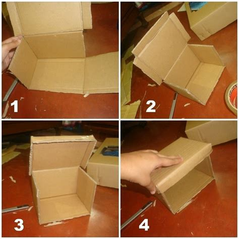 How To Make A Up Box Out Of Paper - diy accessory box 183 how to make a box 183 home diy on cut