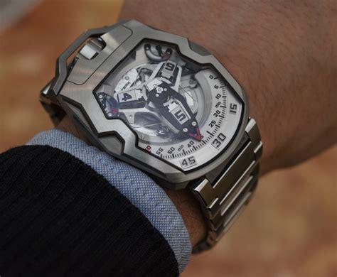 urwerk ur 210s metal jacket with bracelet